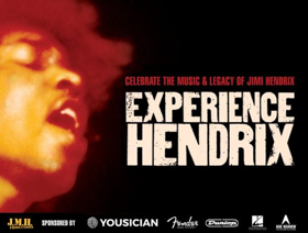 EXPERIENCE HENDRIX Heads to the New Jersey Center for the Performing Arts