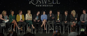 VIDEO: The CW Shares ROSWELL, NEW MEXICO 'Michael Trevino - Speaking Of Nice Guys' Clip