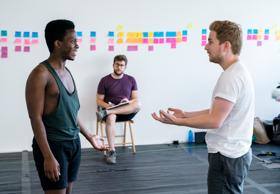 Guest Blog: Playwright Jordan Seavey On HOMOS, OR EVERYONE IN AMERICA