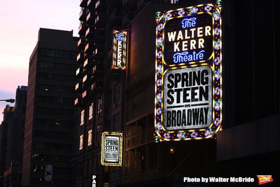 SPRINGSTEEN ON BROADWAY to Hold Special Performance for SiriusXM Subscribers