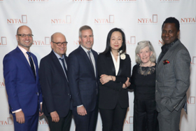 NYFA Inducts Sanford Biggers, Karl Kellner, And Min Jin Lee Into Hall Of Fame