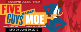 FIVE GUYS NAMED MOE Completes Theatrical Outfit's Season Of Beauty