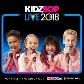 KIDZ BOP and Live Nation Announce Dollar Car Rental as Official Sponsor for 'KIDZ BOP Live 2018' Tour
