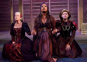 BWW Review: RICHARD III at TAM