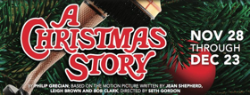 Family Favorite A CHRISTMAS STORY Returns to The Rep this Holiday Season