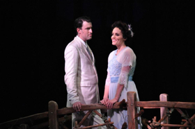BWW Review: Linehan and Ellis March in Step in Reagle Music Theatre's THE MUSIC MAN