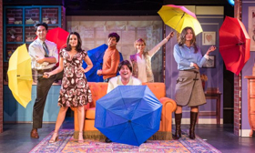 FRIENDS! THE MUSICAL PARODY Will Play Final Performance July 22