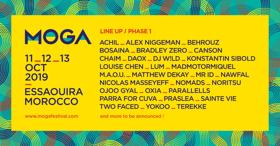 MOGA Festival Announces Phase One Lineup Featuring Bradley Zero, Praslea, DJ W!ld, Behrouz