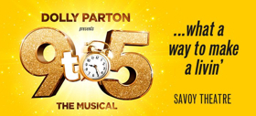 Pre-Sale: Book Now For 9 TO 5 THE MUSICAL in the West End!