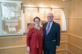 VTA Event Announces Fund Named After Retiring President