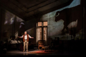 Stacy Keach Shares Story of Heart Attack During Performance of PAMPLONA and How the Show Must Go On