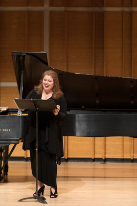 PREFORMANCES with Allison Charney Closes its 10th Season at Merkin Hall with MAY FLOWERS