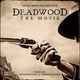 DEADWOOD: THE MOVIE Soundtrack is Available Now