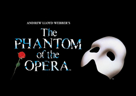 Bid Now on 2 VIP Tickets to PHANTOM OF THE OPERA on Broadway Including an Exclusive Backstage Tour
