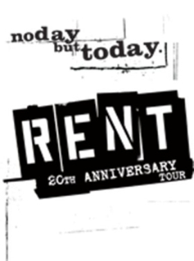 RENT 20th Anniversary Tour Comes to Popejoy Hall