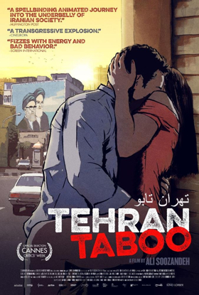 Animated Drama TEHRAN TABOO Has US Theatrical Premiere Today!