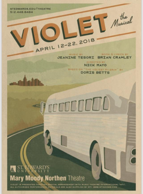 BWW Review: VIOLET Charms at St. Edwards
