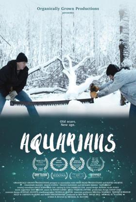 Daytime Emmy Winner Chandler Massey Comes Home in AQUARIANS on Digital HD 12/21