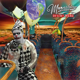 Moonshine Booze Present THE PLACE From Forthcoming DESERT ROAD Album