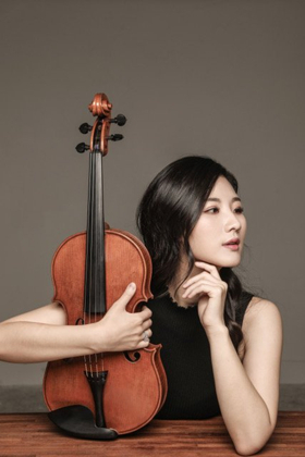 Violist Jeongeun Park Performs works by Reinecke, Prokofiev, Fauré and Shostakovich at Weill Recital Hall