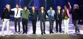 Foreigner Co-Founder Ian McDonald of Honey West Reunites with Fellow Foreigner Original Al Greenwood for Surprise Performance