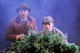 BWW Review: THE HOUND OF THE BASKERVILLES, Jermyn Street Theatre