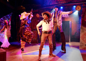 Review: BRONCO BILLY – THE MUSICAL Spectacular World Premiere Two-Steps its Way to Fame at the Skylight Theatre