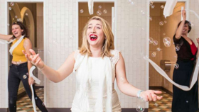 BWW REVIEW: CHAMBER POT OPERA Returns To Sydney to Take Over The Sydney Opera House Ladies Lavatories