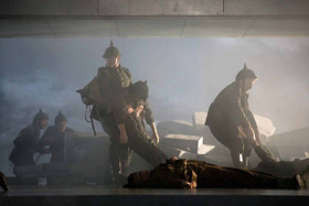 BWW Review: Austin Opera's SILENT NIGHT A Hard Look at The Unchanged Reality of War