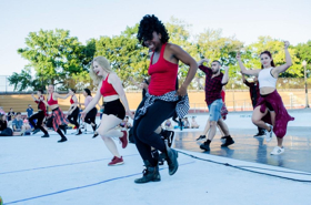 Uptown Dancers Turn Olympic-Size Pool into Stage for the 3rd Annual  Danza Highbridge Festival