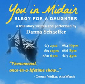 Review: YOU IN MIDAIR Shares a Mother's Elegy for her Daughter Lost to Gun Violence