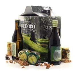 Marinas Menu & Lifestyle-Get to know REDORO OLIVE OIL