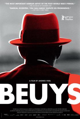BEUYS, Documentary Portrait of Joseph Beuys, Has U.S. Theatrical Premiere 1/17