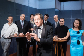 Review: FINKS Centers on a Terrifying Time and No-Win Situation for Artists in America