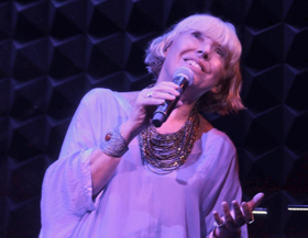 Barb Jungr to Sing Bob Dylan on Solo UK Tour