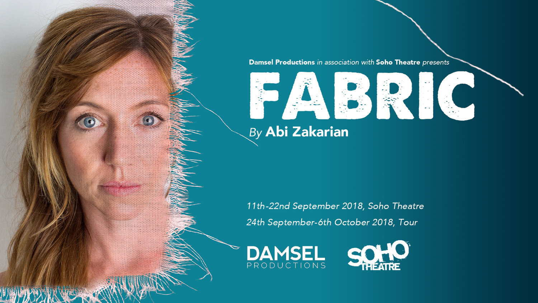 BWW Interview: Nancy Sullivan Talks FABRIC at Soho Theatre
