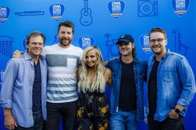 CMA Songwriters Series Visits Chicago with Illinois Native Brett Eldredge