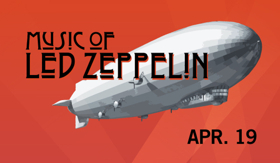 Houston Symphony to Perform the Music of Led Zeppelin