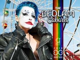 Company of Rogues' Bedlam Cabaret Is Back For a Special Mardi Gras Edition