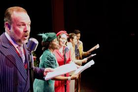 BWW Review: Pasadena Playhouse Brings Back Live Radio Play IT'S A WONDERFUL LIFE