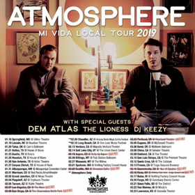 New Video: Atmosphere 'Stopwatch' + West Coast Tour Dates