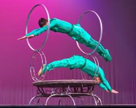 Schimmel Center At Pace University Presents New Shanghai Circus, 2/24