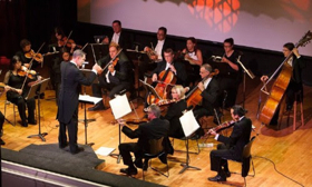 The Kansas City Chamber Orchestra Presents SPANNING THE CENTURIES