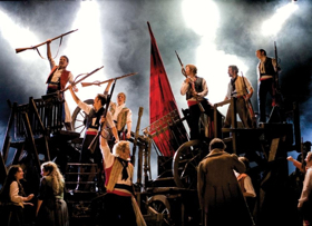 Nic Greenshields, Katie Hall, and More Join LES MISERABLES Tour
