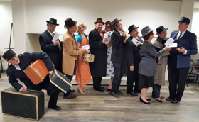 Get on Board for Laughs as Theater To Go Presents TWENTIETH CENTURY