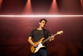 Win John Mayer's Personal Guitar And Meet Him At His Concert At The Forum