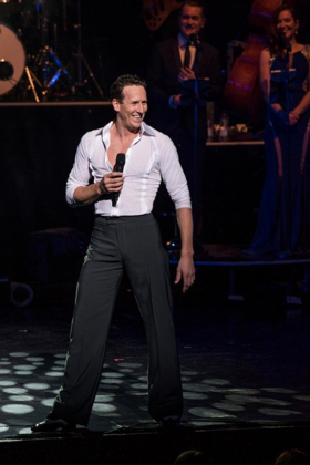 Brendan Cole's ALL NIGHT LONG Tours The UK This Autumn