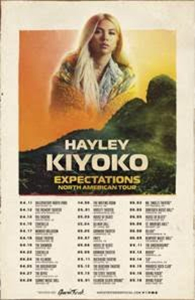 Hayley Kiyoko To Embark On Epic EXPECTATIONS Tour