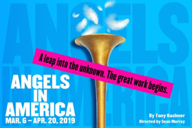 ANGELS IN AMERICA is Next Up at Cygnet Theatre