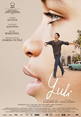 The Havana Film Festival New York to Feature New York Premiere of YULI